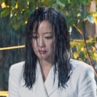 "Kim Hee Sun Is Drenched And Shell-Shocked On ""Room No. 9"""