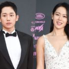 Jung Hae In And Son Ye Jin Talk About Buying Each Other Meals In Real Life Like Their Drama Characters