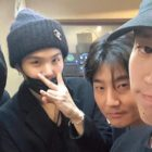 BTS' Suga And Epik High Thrill Fans With Photo Together