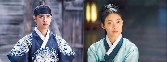 Nam Ji Hyun dan D.O EXO