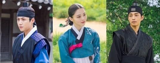 Kim Seon Ho, Han So Hee & Kim Jae Young