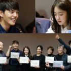 Yeo Jin Goo, Lee Se Young, And More Gather For First Script Reading Of Upcoming Historical Drama
