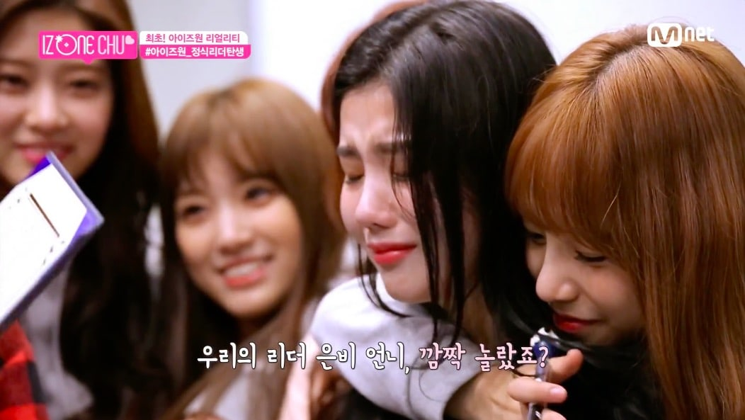 IZ*ONE Officially Picks Their Leader, Complete With A Prank That