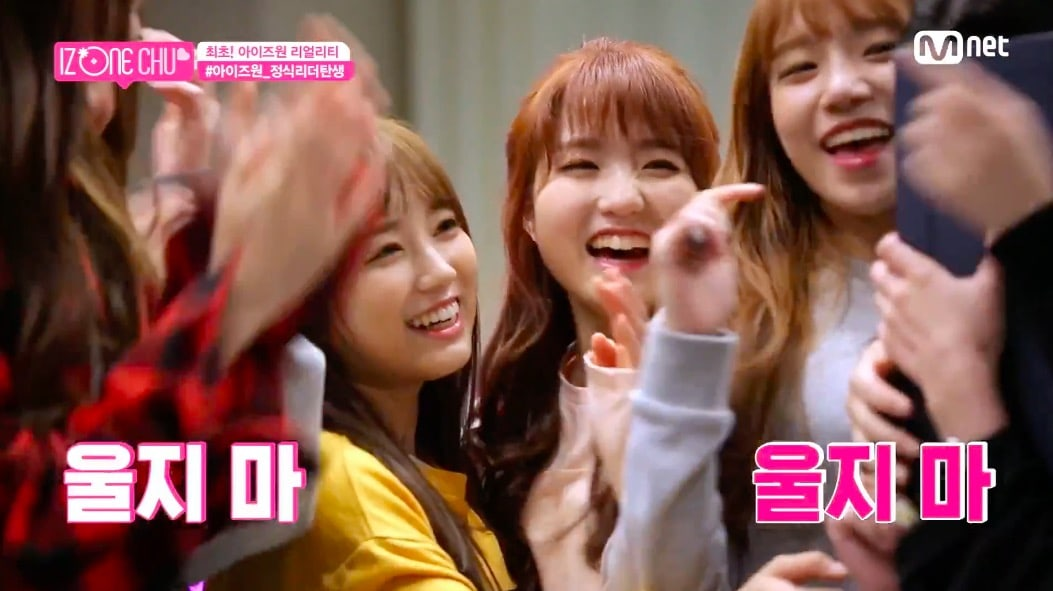 IZ*ONE Officially Picks Their Leader, Complete With A Prank