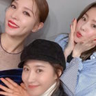 """BoA Shares A Hilarious Reason Why Yuri And Irene Came To See Her Perform """"Woman"""" Live"""