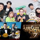 November Variety Show Brand Reputation Rankings Announced