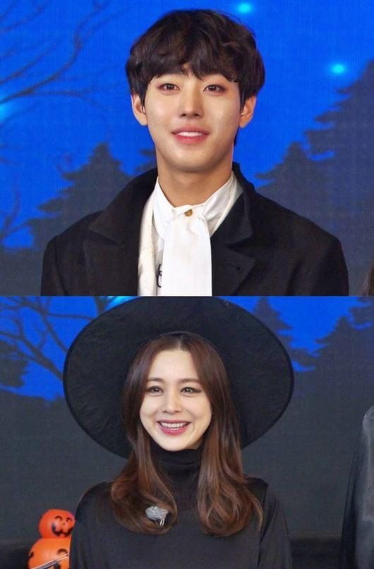 "Running Man"" Cast, Son Naeun, Ahn Hyo Seop, And Seo Young Hee Show"