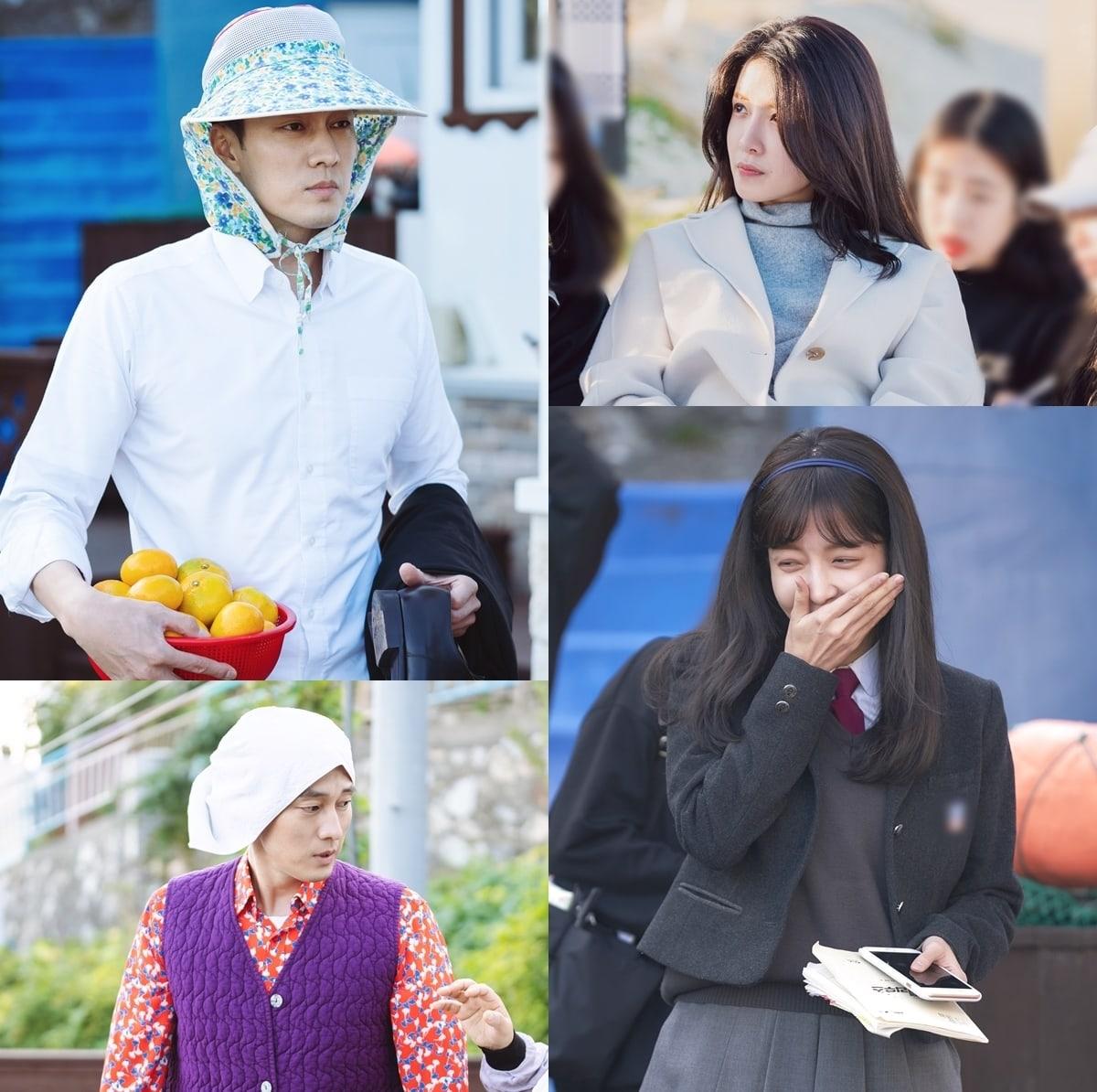 Behind The Scene Drama Korea 'Terius Behind Me'