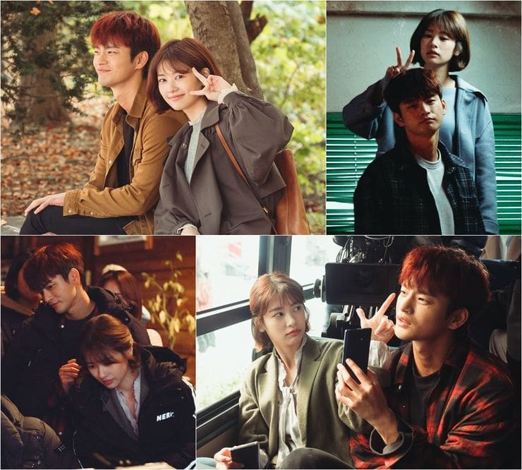 behind the scene drama korea 'The Smile Has Left Your Eyes'