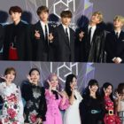 Stars Rock The Red Carpet At 2018 MGA