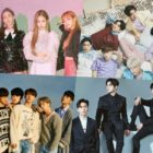 BLACKPINK, GOT7, iKON, NU'EST W, And MAMAMOO Officially Certified Platinum By Gaon