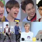 "Watch: Yoo Jae Suk And ""Happy Together"" MCs Take On EXO's, SHINee's Key's, And NCT 127's Latest Choreo"