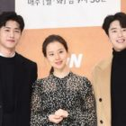 """""""Mama Fairy And The Woodcutter"""" Stars Dish On Their Chemistry"""