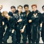 """MONSTA X Has Strong Showing On iTunes K-Pop Charts With English Version Of """"Shoot Out"""""""