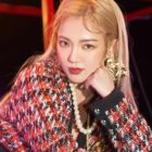 "Update: Girls' Generation's Hyoyeon Counts Down To ""Punk Right Now"" Release With New Teaser Photos"