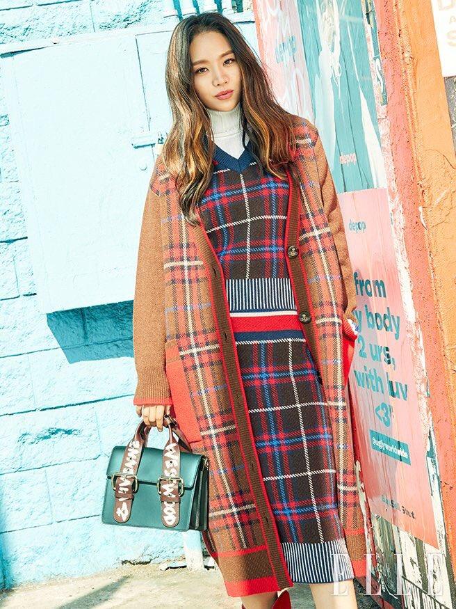 Todo lo que necesitas saber sobre lo que está en tendencia en K-Fashion este otoño 16