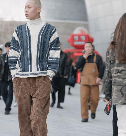 Todo lo que necesitas saber sobre lo que está en tendencia en K-Fashion este otoño 40