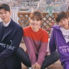 "Kim Yoo Jung, Yoon Kyun Sang, And Song Jae Rim Feature In New Poster For ""Clean With Passion For Now"""