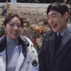 """Watch: Chae Soo Bin And Lee Je Hoon Can't Stop Teasing Each Other In Making-Of Video For """"Where Stars Land"""""""