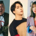 Kang Ho Dong To Host New Variety Show Featuring Highlight's Son Dongwoon, Narsha, And More