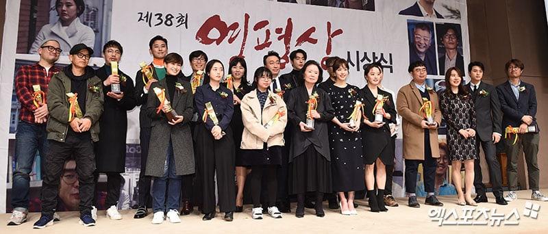 Winners Of 38th Korean Association Of Film Critics Awards