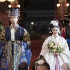 "Shin Sung Rok And Jang Nara Get Married In The Wedding Of The Century For ""The Last Empress"""