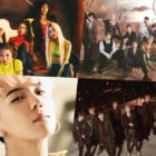 More November Comebacks Still On The Way