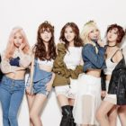 Rainbow Members All Get Together For Party To Celebrate 9th Anniversary