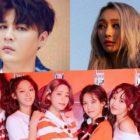 Shindong, Hyolyn, AOA, And More K-Pop Idols To Join Fortnite Korea Open 2018
