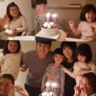 Si An And His Family Celebrate His 4th Birthday