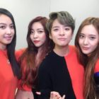 Watch: Amber Shares Her 1st Impressions Of f(x) Members, 1st Celeb Crush, And More