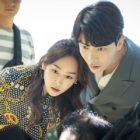 "Lee Min Ki And Seo Hyun Jin Work Hard To Get The Perfect Shot Behind The Scenes Of ""The Beauty Inside"""
