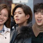 Girl's Day's Hyeri And Block B's P.O Talk About His Upcoming Drama With Park Bo Gum