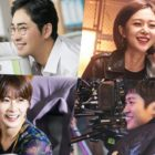 "Kang Ji Hwan, Baek Jin Hee, Gong Myung, And More Are All Smiles On The Set Of ""Feel Good To Die"""