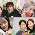 Celebrities Express Love And Support For IU After Attending Her Concert