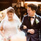 Hong Yoon Hwa And Kim Min Ki Are Glowing With Happiness In Stunning Wedding Photos