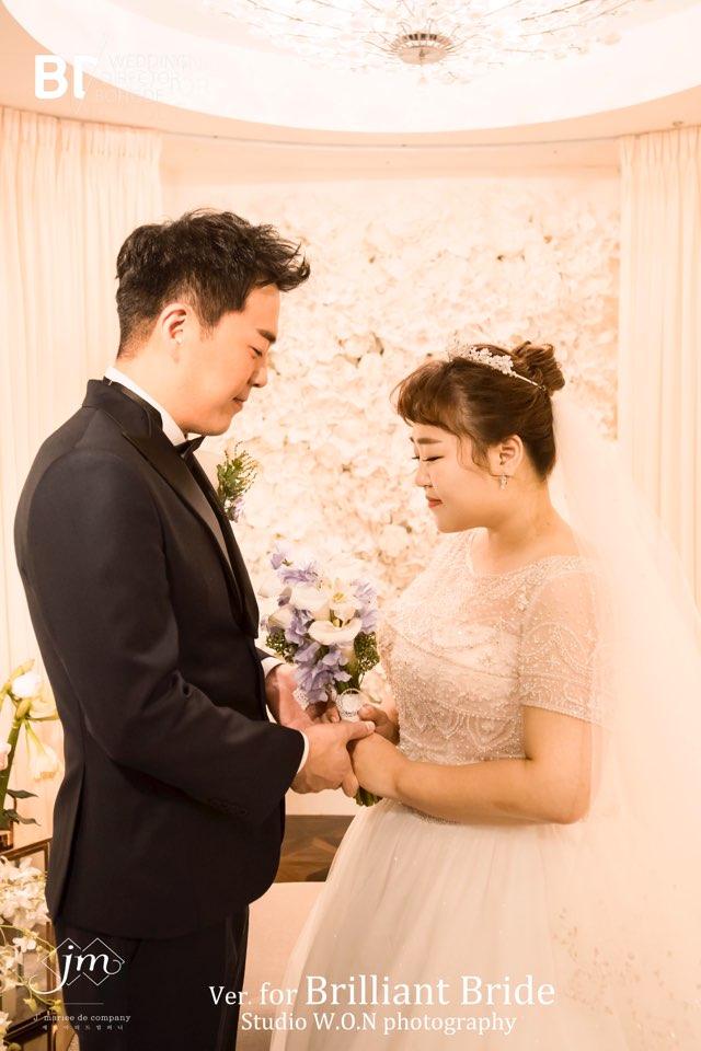Hong Yoon Hwa And Kim Min Ki Are Glowing With Happiness In