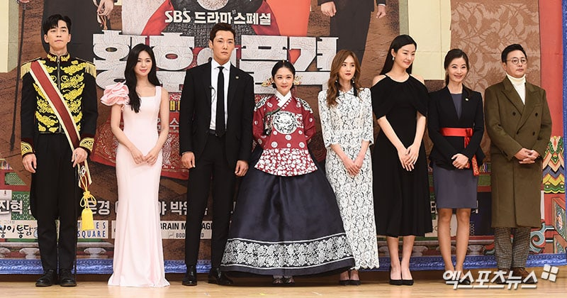 "The Last Empress"" Cast Share Why They Picked The Drama + Sets High"