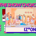 "Watch: IZ*ONE Takes 3rd Win For ""La Vie En Rose"" On ""The Show""; Performances By JBJ95, HOTSHOT, And More"