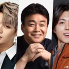 November Male Advertisement Model Brand Reputation Rankings Revealed