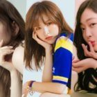 Girls' Generation's Taeyeon And Red Velvet's Wendy Show Support For Sulli