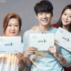 "Watch: Kim Hae Sook, Kim Young Kwang, Kim Hee Sun, And More Say Goodbye To ""Room No. 9"""