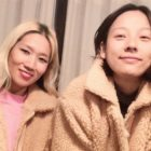 Lee Hyori Stuns With New Hairstyle In Photos With Designer Yoni P