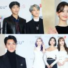 Stars Grace The Red Carpet At The 2018 Asia Artist Awards