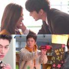 "Watch: ""My Strange Hero"" Reveals Cute Making Video With Jo Bo Ah, Yoo Seung Ho, Kwak Dong Yeon, And More"