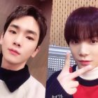 """SHINee's Key Discusses Friendship With NU'EST W's JR + Jokes About Jun Hyun Moo's Impact On """"Lucifer"""""""