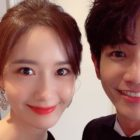 Jasper Liu Thanks Girls' Generation's YoonA For Translating For Him At 2018 Asia Artist Awards