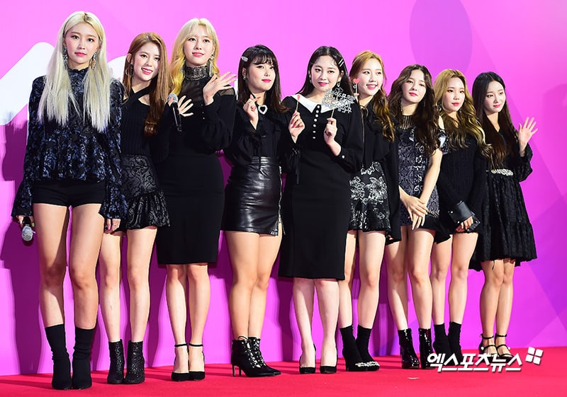 Estrellas iluminan la alfombra roja con sus looks en los 2018 Melon Music Awards 115