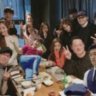 """What's Wrong With Secretary Kim"" Team Reunites For Fun Night Out"