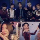 """Watch: Starship Artists Celebrate The Holidays In Magical """"Christmas Time"""" MV Teaser"""